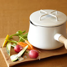 Goat Cheese Fondue