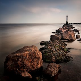 The Point by Nick Holland - Landscapes Waterscapes