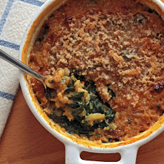 Alice Waters' Swiss Chard Gratin