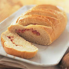 Ham-and-Swiss Stromboli