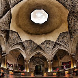 Shiraz , vakil bath by Mahmoud Reza Moeinpour - Buildings & Architecture Public & Historical ( iran, color, art, bath, historical, architecture )