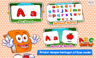 Screenshot of Marbel Belajar Huruf