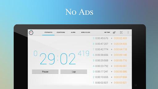 Timer Countdown & Clock Pro - screenshot