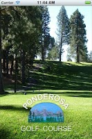 Screenshot of Ponderosa Golf Course