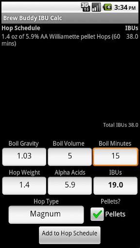 【免費生活App】Brew Buddy IBU Calculator-APP點子