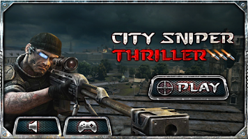 Screenshot of City Sniper Thriller