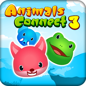 Cover art Animals Connect 3