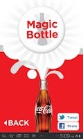 Screenshot of Coca-Cola Shake It Up!