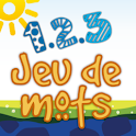 1.2.3 Sun French Words Game