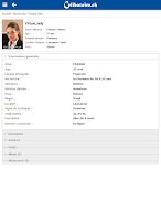 Screenshot of Rencontres Celibataire.ch