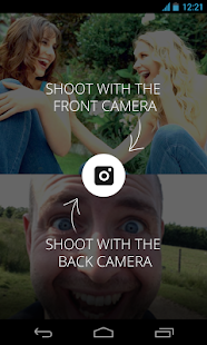 CamCam - Selfies & Dual Shot! Screenshot