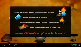 Screenshot of Alchemy Mania