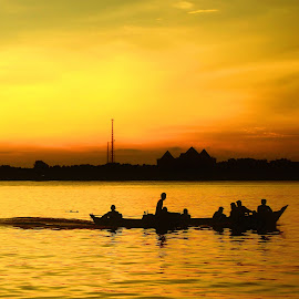by Bob  Matkodak - Landscapes Sunsets & Sunrises