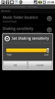 Screenshot of Apexony MusicShaker