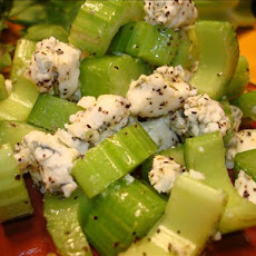 Bleu Cheese-Celery Salad
