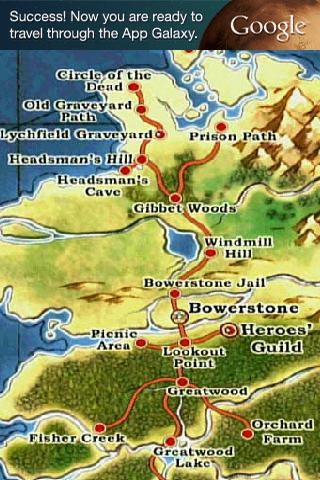 Fable Map