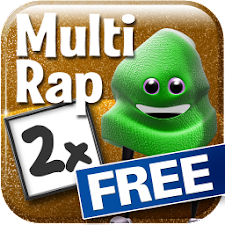 Multiplication Rap 2x