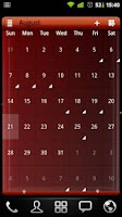 Screenshot of APW Theme Red Wine