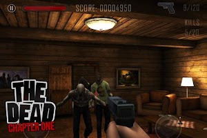 Screenshot of THE DEAD: Chapter One