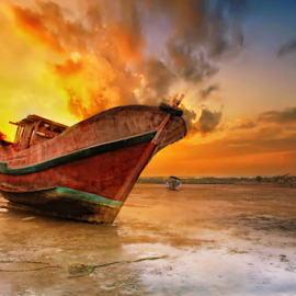 by Komang Pramana - Transportation Boats