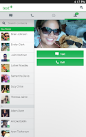 Screenshot of textPlus Free Text + Calls