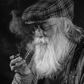 Once upon a time... by Rakesh Syal - People Portraits of Men (  )