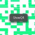 ShowQR icon