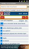 Screenshot of Turkish Urban Dictionaries