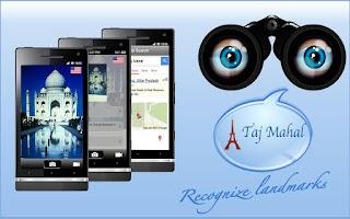 Screenshot of Talking Goggles Free