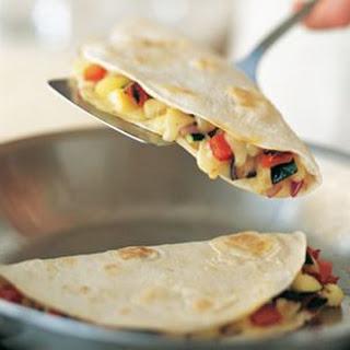 Veggie Quesadilla Recipes