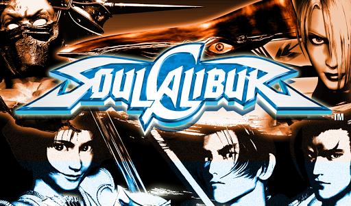 SOULCALIBUR - screenshot