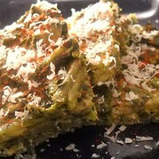 Herbed Vegetable Squares