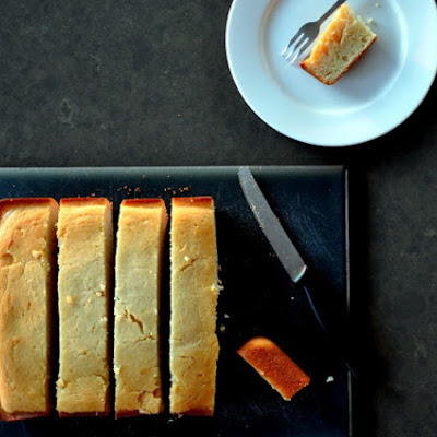 Maple and Yogurt Olive Oil Cake
