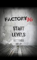 Screenshot of Factory96 HD Room Escape Game