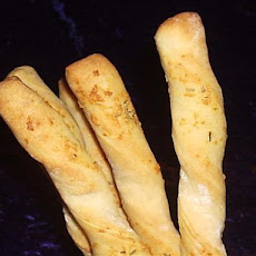 Rosemary-Garlic Breadsticks