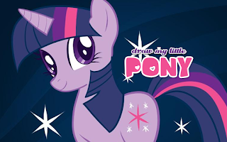 Screenshot of How to Draw My Little Pony