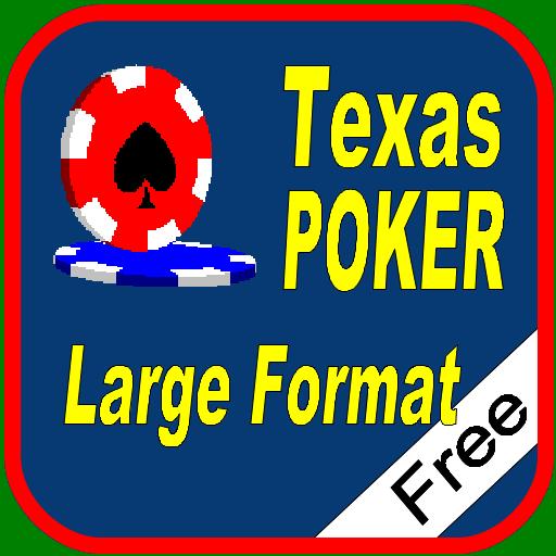 德州撲克大免費 紙牌 App LOGO-硬是要APP