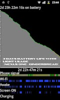 Screenshot of Battery Stretch