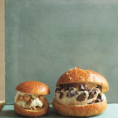 Sicilian Ice Cream Sandwiches