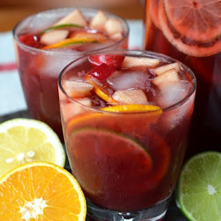Nonalcoholic Sangria Recipes