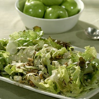 Fennel, Apple, and Blue Cheese Salad