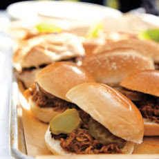 Pulled-Pork Sliders