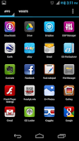 Screenshot of Luxx Icon Pack for Launcher