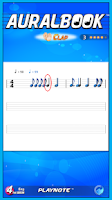 Screenshot of AURALBOOK for ABRSM Grade 4