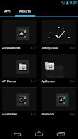 Screenshot of Premium Toggle Widgets