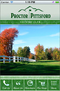 Proctor-Pittsford Country Club - screenshot