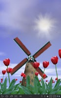 Screenshot of Tulip Windmill Free
