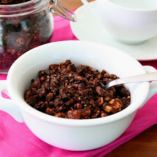 Chocolate Hazelnut Granola – Low Carb and Gluten-Free