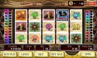 Screenshot of CASINO TOWN - Slot Machine