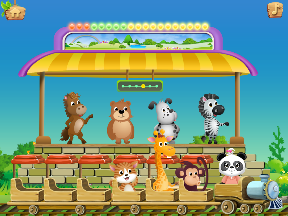 Lola's Math Train Learn Basics Screenshot 4